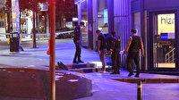 İstanbul'da banka önündeki çanta polisi alarma geçirdi