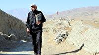 Urartuca bilen Mehmet Kuşman, Van'da tarihi kaledeki işini bırakıyor