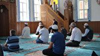 Uzun zaman sonra ilk kez Ayasofya Camii'nde yapılmıştı: Bu camide de cuma hutbesi öyle okunuyor