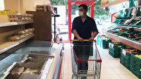 Alışveriş yaparken dikkat: Market arabalarından virüs bulaşabilir