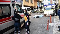 İzmir'de acı olay: Sokak ortasında ölü bulundu