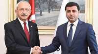Demirtaş'tan Kılıçdaroğlu'na gönderme: İttifakı ilana cüret edemiyorsan ülkeyi nasıl yöneteceksin
