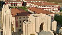 İbn Haldun Üniversitesi Külliyesi'nin ilk fazı açılıyor: Öğrencilerin tüm ihtiyaçlarına cevap veriyor