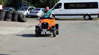 Harita mühendisi kaportacı, iki kişilik otomobil yaptı: Bakan bir daha bakıyor, herkes kullanmak istiyor