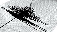 Çanakkale açıklarında 4.3 büyüklüğünde deprem meydana geldi
