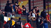 Süper Lig'de olay: Taraftarlar kulüp başkanının ailesine saldırdı