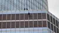 ABD'de Trump ile görüşmek isteyen şahıs Trump Tower'e çıkarak intihara kalkıştı: İkna çalışmaları 13 saat sürdü