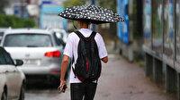 Meteorolojiden Anadolu'nun güneybatısı için sağanak uyarısı