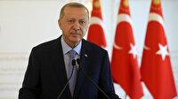 Cumhurbaşkanı Erdoğan: Macron'un başını çektiği girişimlerin gayesi, İslam'la ve Müslümanlarla hesaplaşmaktır