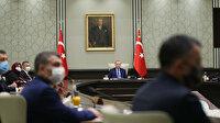 Cumhurbaşkanlığı Kabinesi toplandı: Masada kritik başlıklar var