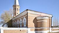 Kazakistan'da 127 yıl önce yapıldı: İnşasında at sütü kullanılan Oyıl Camisi büyük ilgi görüyor