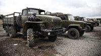 Ermenistan ordusu bırakıp kaçtı: İşte Azerbaycan'ın ele geçirdiği askeri araçlar