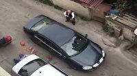 Beyoğlu'ndaki pompalı dehşetinin güvenlik kamerası görüntüsü ortaya çıktı: Beş kişi tutuklandı