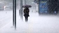 Meteoroloji Antalya'yı saat verip uyardı