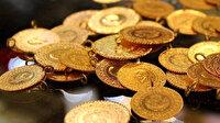 21 ekim altın fiyatları: Çeyrek altın ve gram altın ne kadar oldu?