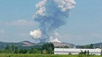 Sakarya'daki havai fişek fabrikasında meydana gelen patlamaya ilişkin flaş gelişme