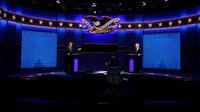 Son düello: ABD'de başkan adayları ikinci kez canlı yayında kozlarını paylaştı