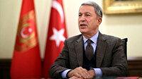 Milli Savunma Bakanı Akar'dan Doğu Akdeniz'deki tatbikat iptaline ilişkin açıklama