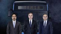 Güçlerini TEMSA'nın geleceği için birleştirdiler