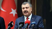 Sağlık Bakanı Fahrettin Koca: Salgın tüm ülkede yeniden tırmanışa geçmiş durumdadır