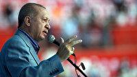 Cumhurbaşkanı Erdoğan: Ülkemizi afetlere dayanıksız yapıların tamamından kurtaracağız