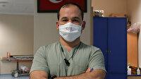 Koronavirüsle mücadele eden doktorlar anlatıyor: Bilinci açık hastaları entübe etmemek için her şeyi yapıyoruz