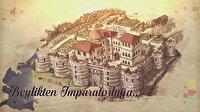 Bursa'da Payitahtın gizli hazinesi Bey Sarayı ortaya çıkıyor
