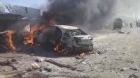 Pakistan'da bombalı saldırı: 4 ölü 5 yaralı