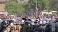 Irak'ta hükümet karşıtı protestolarda 51 kişi yaralandı