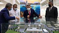 Sağlık Bakanı Fahrettin Koca, Kartal Dr. Lütfi Kırdar Şehir Hastanesini ziyaret etti