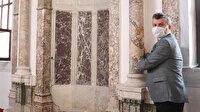 638 yıldır dönüyor: Bolu'daki tarihi caminin denge sütunları hayrete düşürüyor