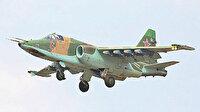 Ermenistan uçağı düşürüldü
