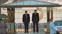 KKTC Cumhurbaşkanı Ersin Tatar, Ankara'da resmi törenle karşılandı