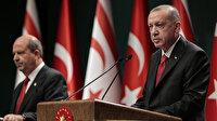 Cumhurbaşkanı Erdoğan: Türkiye ve Kıbrıs Türklerini hesaba katmayan hiçbir girişimin başarı şansı yoktur