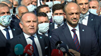 İYİ Partili il başkanları Özdağ'ın ihracı için dilekçe verdi