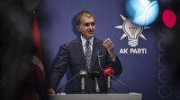 """AK Parti Sözcüsü Çelik: Macron'un """"Erdoğan'ı uyardım"""" sözleri gerçek değil"""