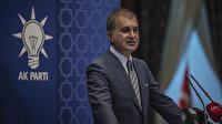 Ömer Çelik'ten Kılıçdaroğlu'nun sözlerine tepki: Sarf ettiği sözler yakışıksız, kınıyoruz