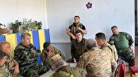 SİHA paniği: Sözde Karabağ lideri Harutyan anaokulunda görüntülendi