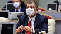 Bakan Koca'dan İstanbul'da koronavirüs mesaisi