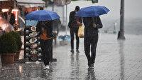 Meteorolojiden 14 ile yağış uyarısı yapıldı