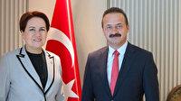 Ağıralioğlu canlı yayında açıkladı: İYİ Parti'nin Cumhurbaşkanı adayı Meral Akşener