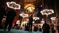 Ayasofya-i Kebir Cami-i Şerifi'nde 86 yıl sonra ilk Mevlit Kandili