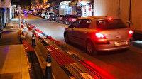Alaşehir'de Türk bayrağının caddeye serilmesine soruşturma