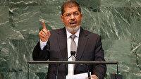 Mısır'ın seçilmiş ilk Cumhurbaşkanı Muhammed Mursi 2012'de BM'ye böyle seslenmişti: Peygamberimizi seviyor ve ona tabi oluyoruz