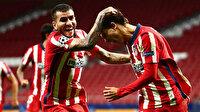 Muhteşem maçta Atletico Madrid-Salzburg'u Joao Felix ile yıktı (ÖZET)