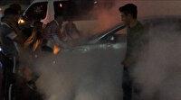 Virüs önlemsiz asker uğurlaması yapan vatandaşları ceza da durduramadı
