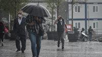 İstanbul ve 8 il için kuvvetli yağış uyarısı