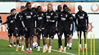 Beşiktaş'ta sakatlar can sıkıyor: 7 futbolcu idmana çıkmadı