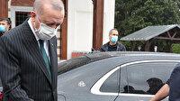 Cumhurbaşkanı Erdoğan çocuklara harçlık verdi