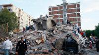 İzmir depremi sonrası Türkiye'ye destek mesajı yağdı